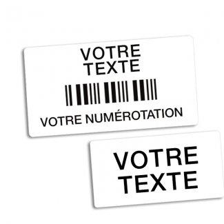 Etiquettes Blanc tunisie