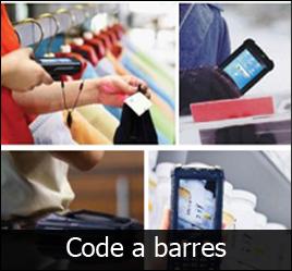 Code a barres