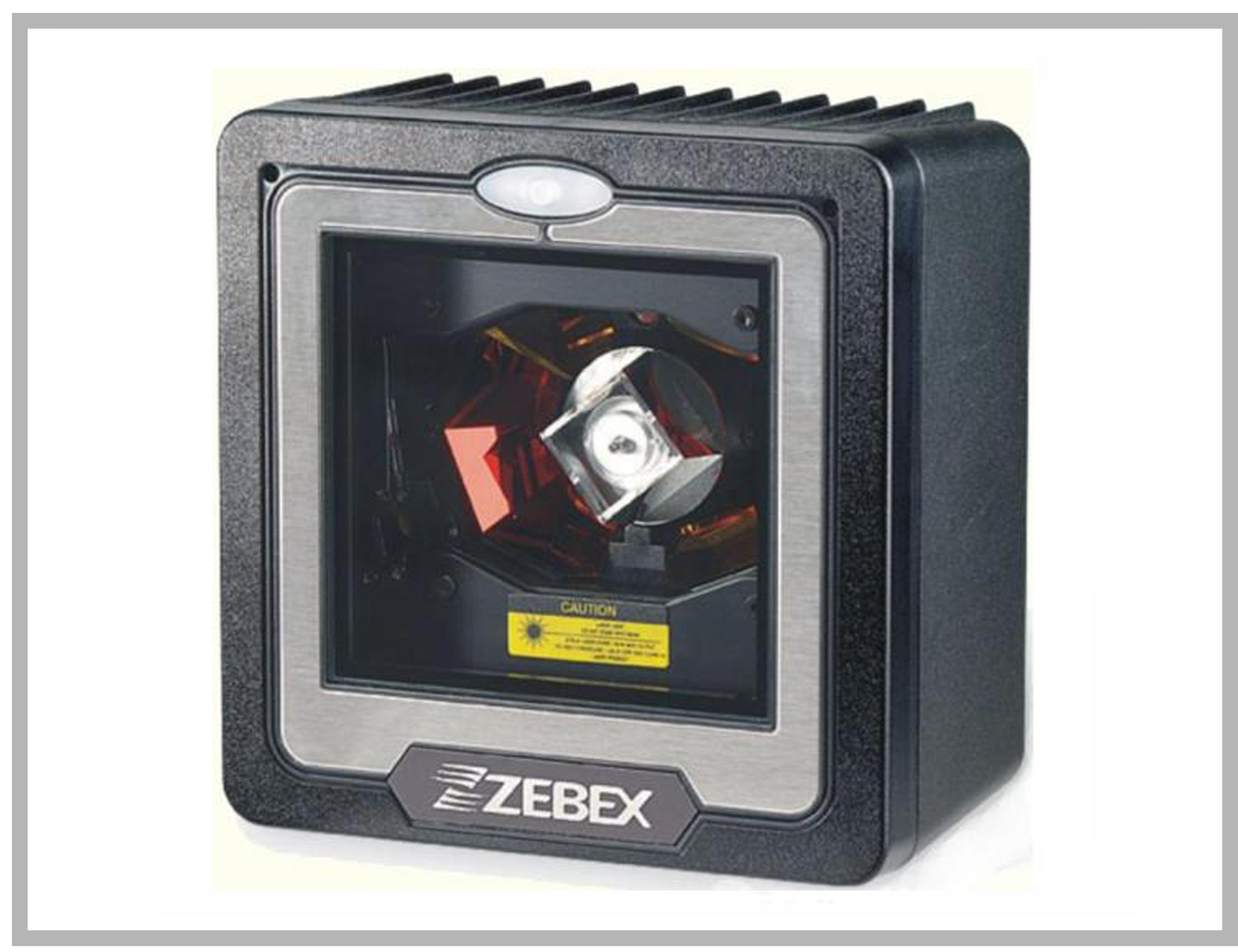 Scanner code barres ZEBEX Z-6082