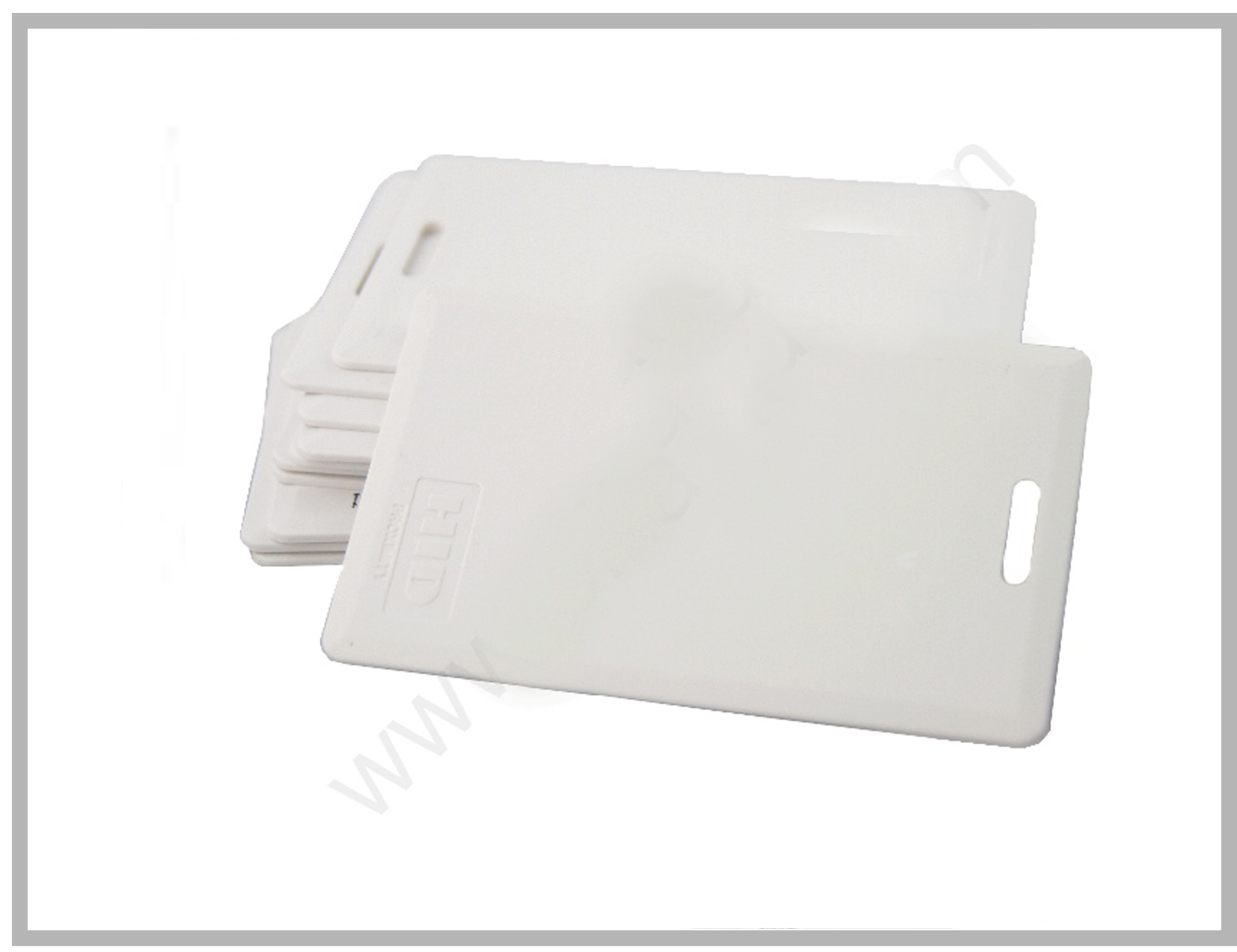 Carte Badge en PVC Ba-prox