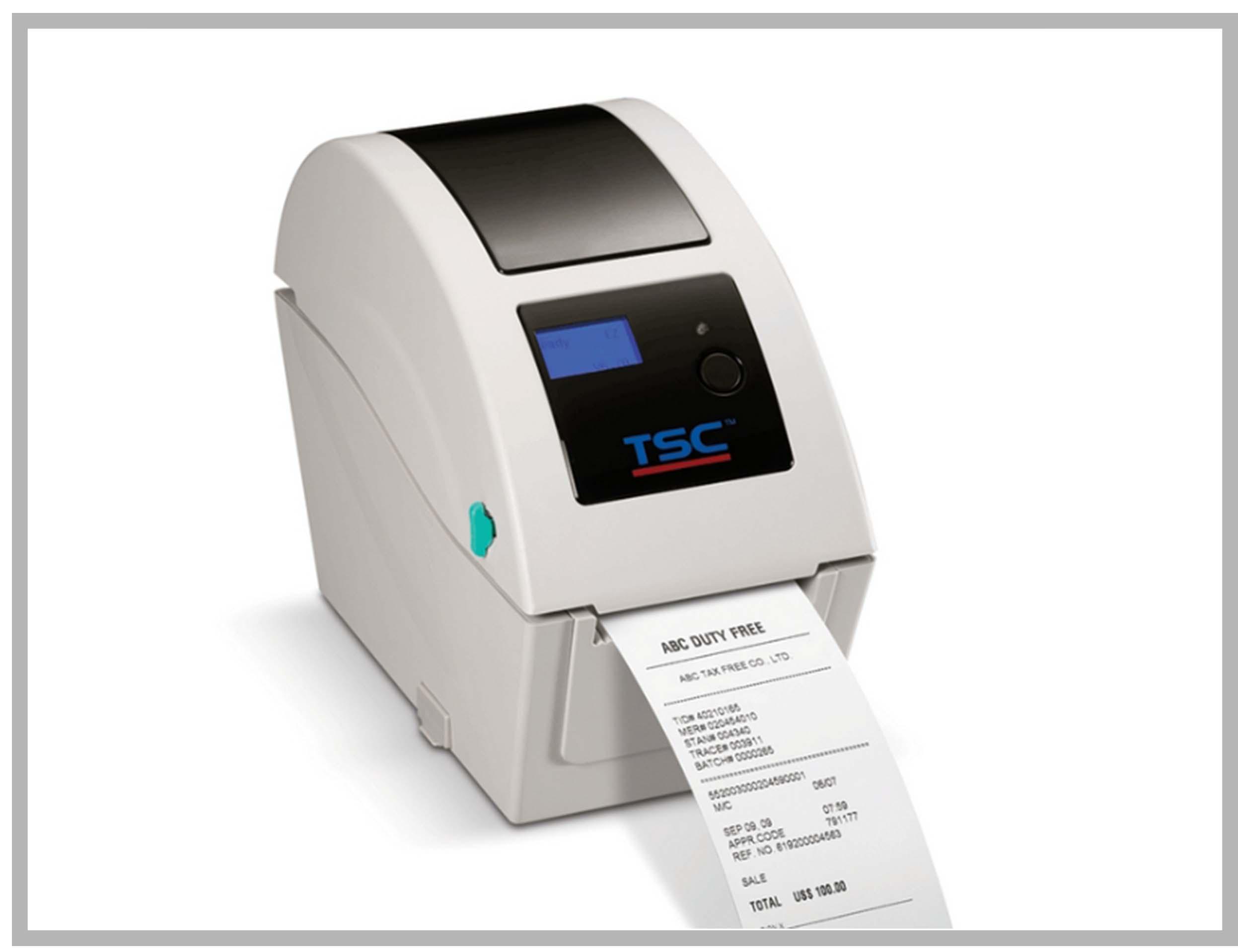 Imprimante code a barres