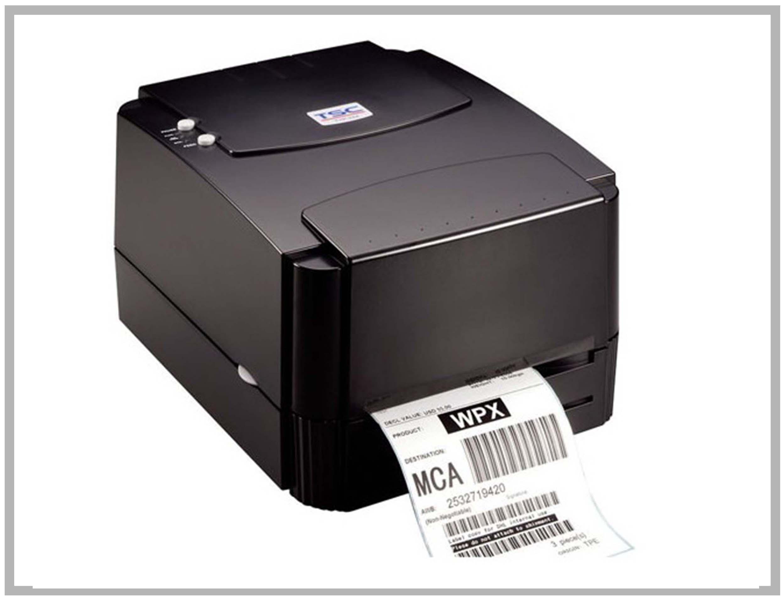 Imprimante TSC TTP244+