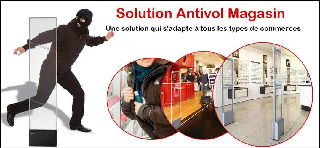 Solution antivol Tunisie